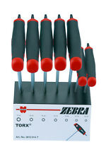 Wurth Zebra T-handle screwdriver TC 8 PC Tool Car Mechanic Torx TT Bike Set