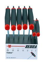 Wurth Zebra T-handle screwdriver TC 8 PC Tool Car Mechanic Torx TT Bike Set