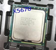 Intel Xeon 2.93GHz 12 MB 6.4 GT X5670 SLBV7 Processor