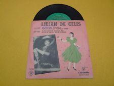 "Lilian de Celis la violetera/flor de te (EX-/VG+)  Spain EP single 7"" ç"