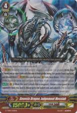 1x Cardfight!! Vanguard Genesis Dragon, Judgement Messiah - G-TD05/001EN - RRR N