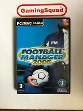 Football Manager 2006 PC, Supplied by Gaming Squad