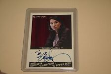 Evelyn Ng  2009 Upper Deck UD Goodwin Champions Poker Auto  Poker Player