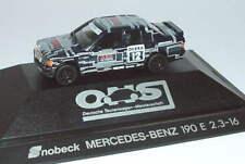 1:87 Mercedes-Benz 190E 2.3-16 DTM 1989 Snob Corner AEG nr.12 Alain Cudini -