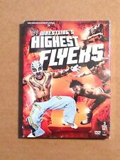 WWE WWF WRESTLINGS HIGHEST FLYERS [DVD 2010 3-Disc Set]