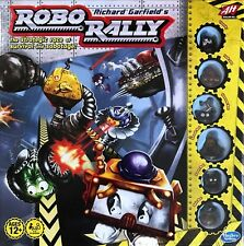 RoboRally, A Game by Richard Garfield, Boardgame by Hasbro, New, English