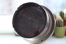 lens Carl Zeiss R Biotar 100mm f0.73  Read the description