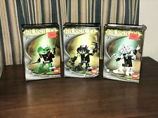 New ListingLego Bionicle Sets 8551 8552 8555 New in Box Lot 2002 Vintage Toy
