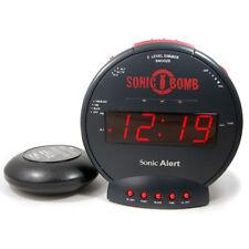 Sonic Bomb SA-SBB500SS v3 Dual Alarm Clock with Super Shaker