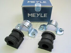 MEYLE Front Anti Roll Bar Bushes and Clamps VW 9N Polo 2003-2009 with 20mm ARB