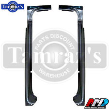 71-74 Dodge Charger Trunk Weatherstrip Lip Edge Channel Gutter - SET -  AMD