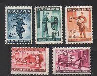 Jugoslawien 1940 postfrisch  27