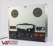 Revox Studer PR 99 MK3 Tape Recorder. Butterfly Heads.