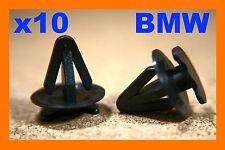 Bmw 10 porte panneau cadre boot camion plastique fastener clips