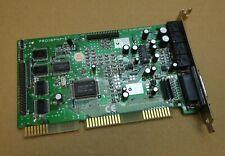 1 x Advance Logic Inc. PRO16PNP-4 ISA 16-BIT Sound / Audio Card and Midi Port
