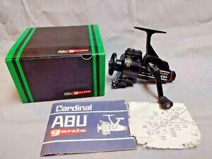 Abu Garcia Cardinal 754 Spinning Reel Fishing Reel w/Box and Manual