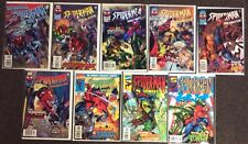9 Spider-Man Unlimited #11,12,13,14,15,16,17,21,22 Lot Vf/Nm