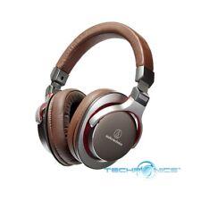 AUDIO-TECHNICA ATH-MSR7GM SONICPRO OVER-EAR HIGH-RESOLUTION HEADPHONES GUN METAL