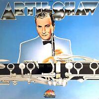 Artie Shaw LP Artie Shaw - Italy (EX/EX)