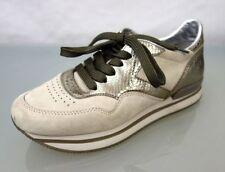 Damen-Turnschuhe & -Sneaker ohne Muster mit Schnürsenkeln Hogan