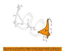 Infiniti NISSAN OEM 03-04 G35 Front Seat-Belt & Buckle Retractor Left 86885AM805