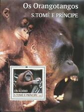 (223636) Apes, Orang Utan, Sao Tome e Principe