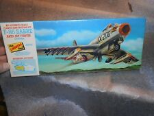 Vintage Lindberg F-86 Sabre NATO Jet Fighter Model Unstarted in Box