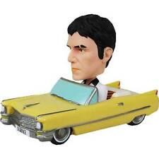 Scarface Bobble Car with Tony Montana Wacky Wobbler Bobble Head Figure NEW Funko