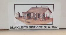 "On3 On30 O CRAFTSMAN RAGGS TO RICHES ""BLAKLEY'S GAS  KIT"" COMPLETE UNSTARTEDa"
