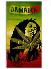 BOB MARLEY Jamaica Strandtuch  Beach towel, Bath towel