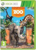 ZOO TYCOON  XBOX 360 NUEVO PRECINTADO XBOX360