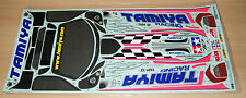 Tamiya 58290 Toyota MR-S Racing/TA04SS, 9495388/19495388 Decals/Stickers, NIP