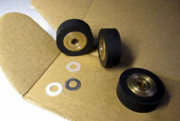 "Pinch Roller For REVOX B77 PR99 A700 C270 STUDER B67 1/4"" Tape Guide Bearing"
