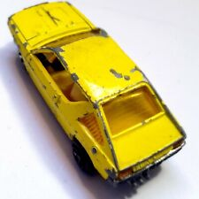 MAJORETTE Vintage Renault 17TS Car Toy 1/56 Scale Made in France