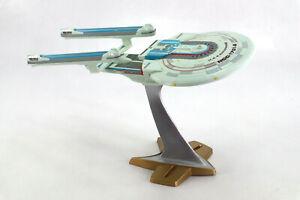 Playmates STAR TREK Generations USS Enterprise w/Stand NCC-1701-B Rare 1994