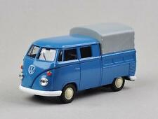 Welly cool 1:36 mini classic Volkswagen T1 bus pickup truck alloy model car toy