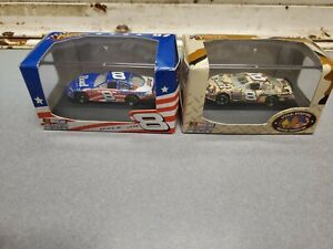 2007 Winners Choice Stars & Stripes and Special OperationDale Earnhardt Jr 1:87