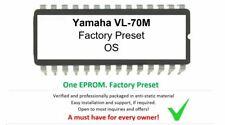 Yamaha VL-70M Original Firmware EPROM Update OS for VL70m