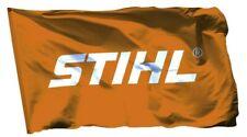 STIHL Flag Banner 3x5 ft CHAINSAW TRIMMER CARBURETOR FUEL
