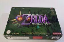 The Legend Of Zelda Majora`s Mask Nintendo 64 | N64 | PAL | UK/ /NEW