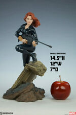 Sideshow Black Widow Avengers Assemble Statue Exclusive 074/250 Never Opened