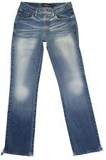 Express Bootcut Junior Womens Jeans Size 3 4 L 28x32 Cotton Denim