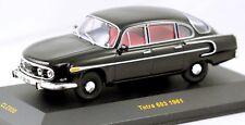 Rare 1/43 IXO CLC030 Tatra 603 black 1961 MIB