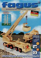 Fagus Prospekt 2010 1/10 D GB F Holzspielzeug wooden toys jouets en bois
