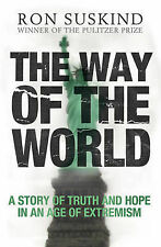 THE WAY OF THE WORLD by Ron Suskind : WH2-T/W : PB : NEW BOOK (506)