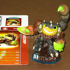 SCORP Skylanders SWAP Force loose NEW figure+card+code FAST SHIP!