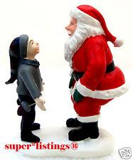 Dept. 56 A Christmas Story Higbee's Santa 2006 SEARS M93521 Tan Box New