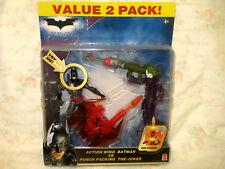 ACTION WING BATMAN & PUNCH PACKING JOKER 2 PACK
