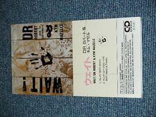"""DR ROBERT & KYM MAZELLE Japan Only 1989 NM Tall 3"""" CD Single WAIT Paul Weller"""
