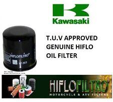 KAWASAKI Z750 Z 750 ZR750 04-06 OIL FILTER